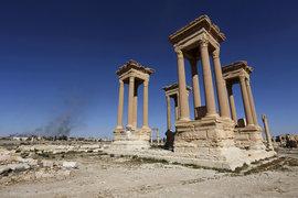 Власти Сирии признали захват боевиками Пальмиры