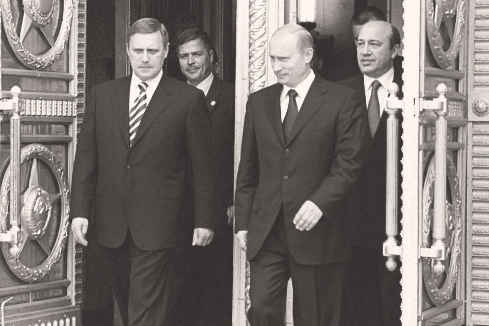 Попытки институциональной либерализации в начале путинского правления были достаточно искренними