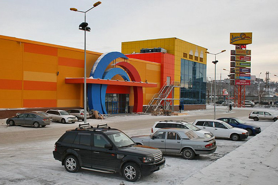 У иркутского «Jam молла» вскоре может появиться новый владелец