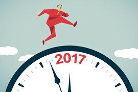 По данным «Ромир», в канун нового 2017 года в гостях у друзей будет каждый четвертый россиянин