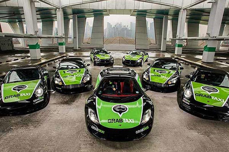 Honda Motor инвестирует в сервис заказа такси GrabTaxi