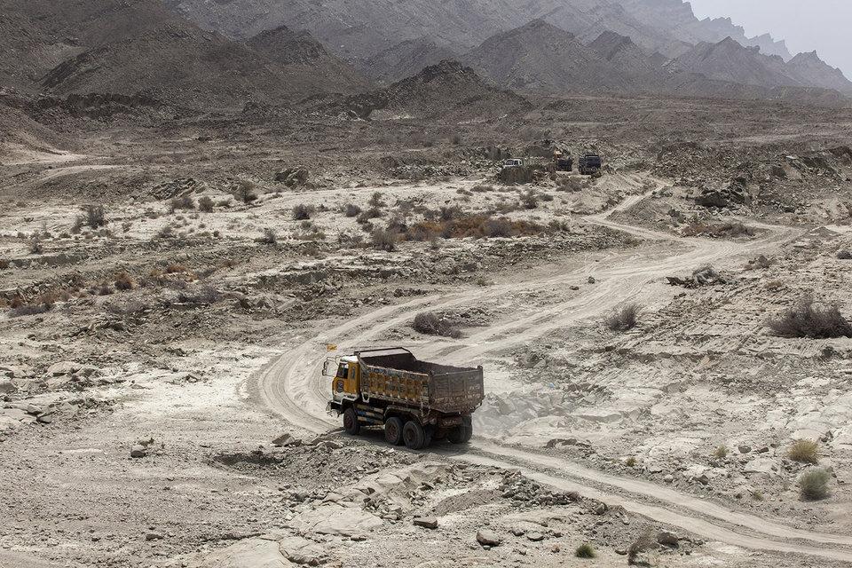 Проект «Экономический пояс Шелкового пути» предусматривает огромные инвестиции в инфраструктуру