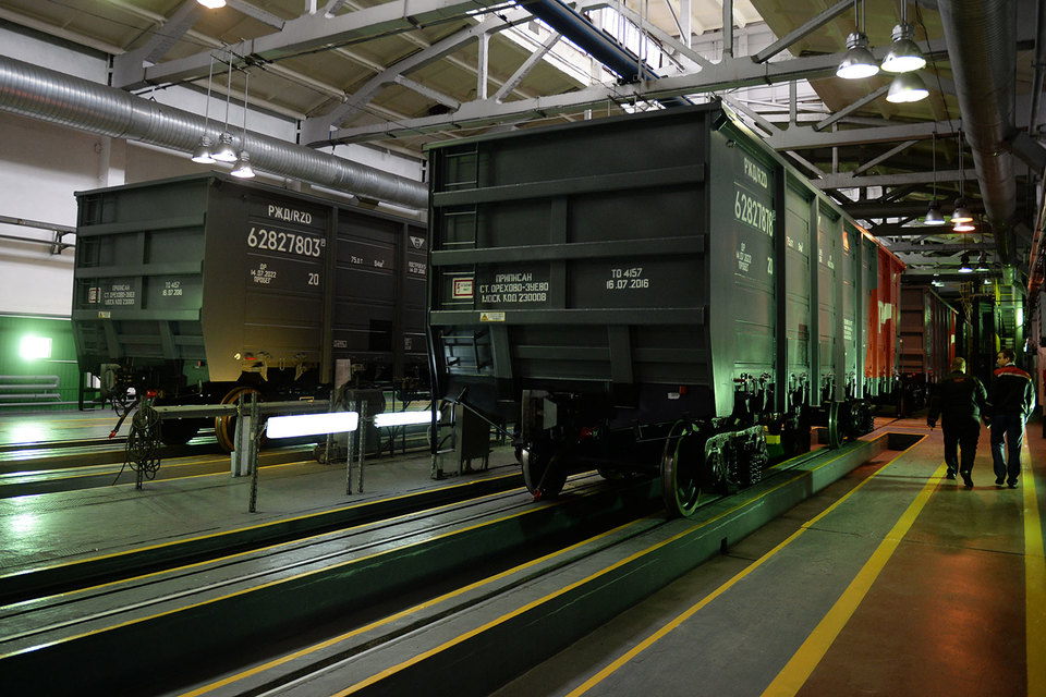Обновление парка вагонов идет, но медленно