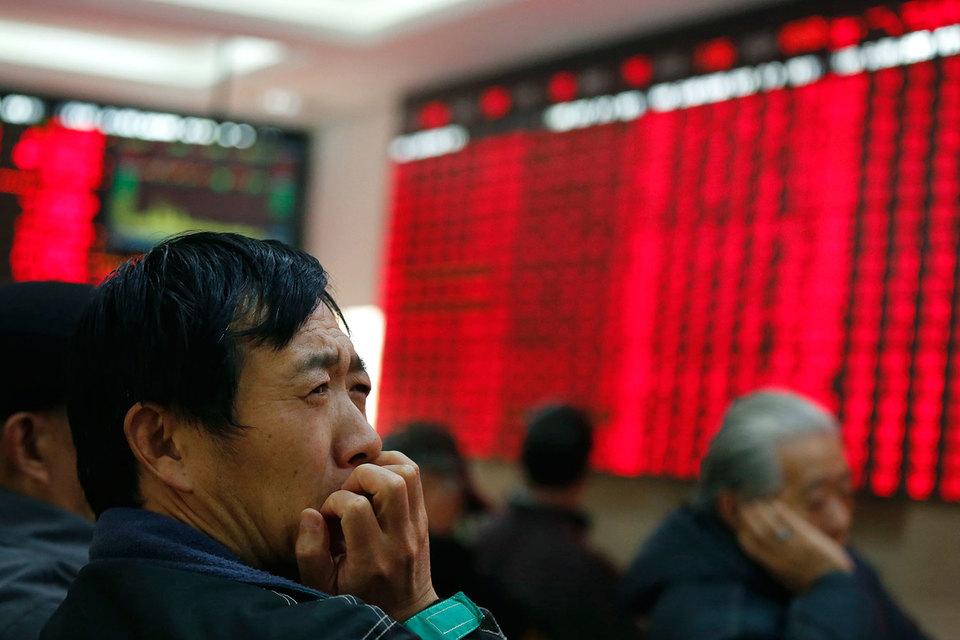 Регулятору пришлось после падения приостанавливать торги фьючерсами на гособлигации