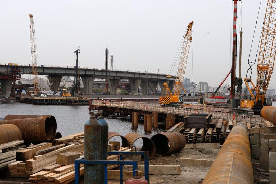 Мост у острова Серный должен быть построен к 2018 г.