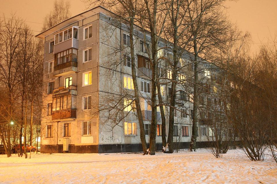 «СПб Реновация» построила пока 170 000 кв. м жилья