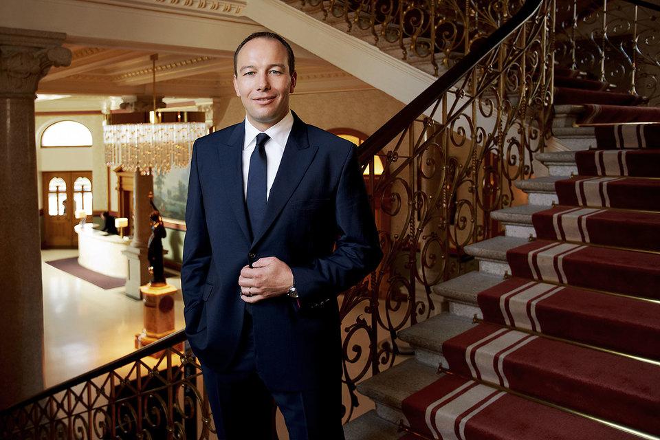Генеральный менеджер The Dolder Grand Hotel Марк Якоб