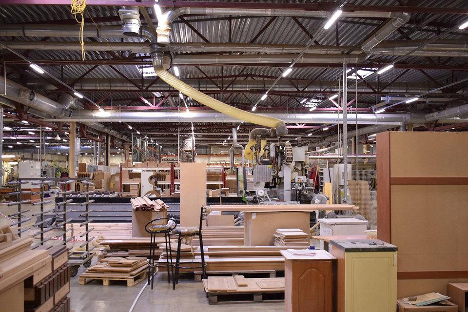 Первая мебельная фабрика планирует начать экспорт кухонь в страны Европы и СНГ