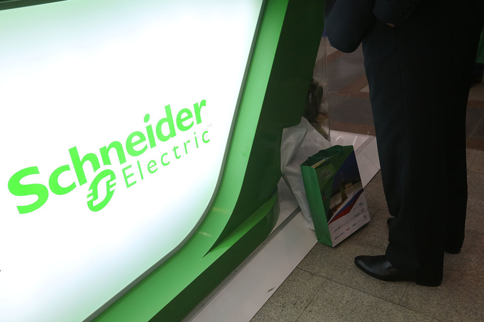 Schneider Electric покинет Урал