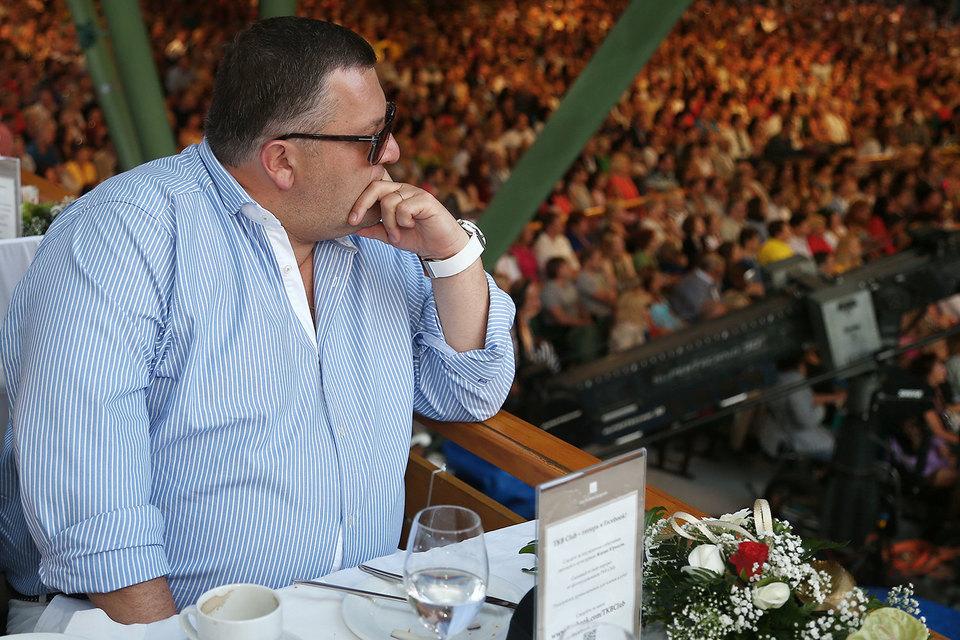 Президент «Национальной медиа группы» (НМГ) Кирилл Ковальчук