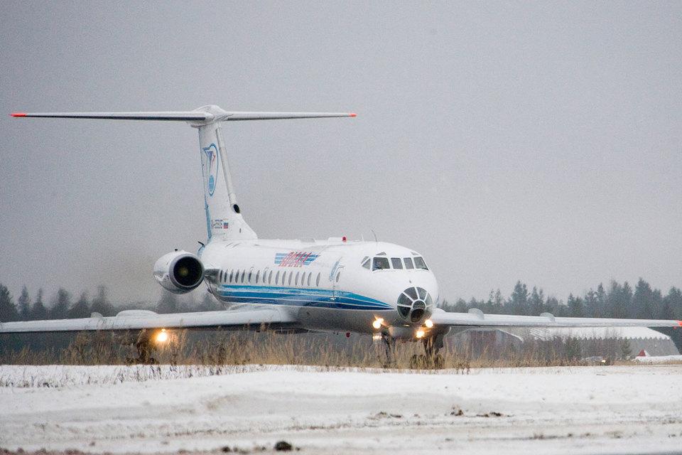 «Ямал» планировал начать полеты из Жуковского 20 декабря