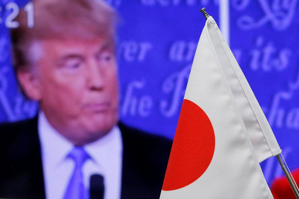 Трамп помог Японии