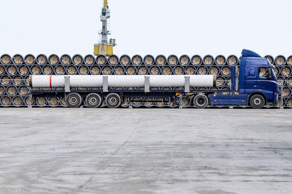 Поставки по «Турецкому потоку» могут начаться в 2019 г.