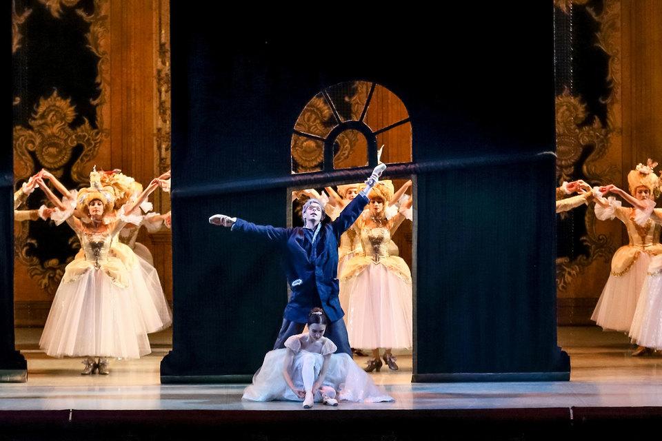 Новый пермский спектакль – балет о балете