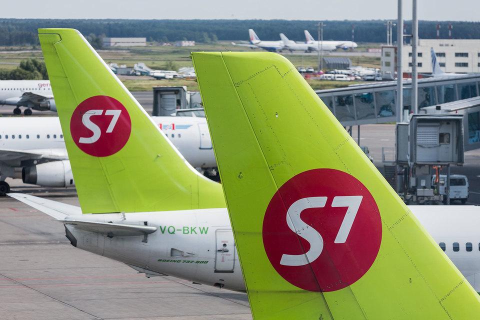 S7 в следующем году увеличит свой парк на 19 самолетов, общее число кресел крупнейшего частного перевозчика вырастет на 15%