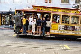 В Сан-Франциско беспилотные машины Uber загнаны в гараж