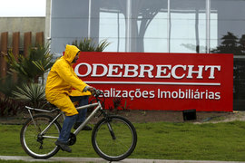 В строительной компании Odebrecht действовал специальный департамент взяток