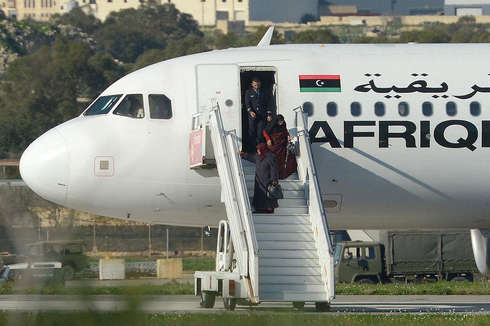 захоплення літака