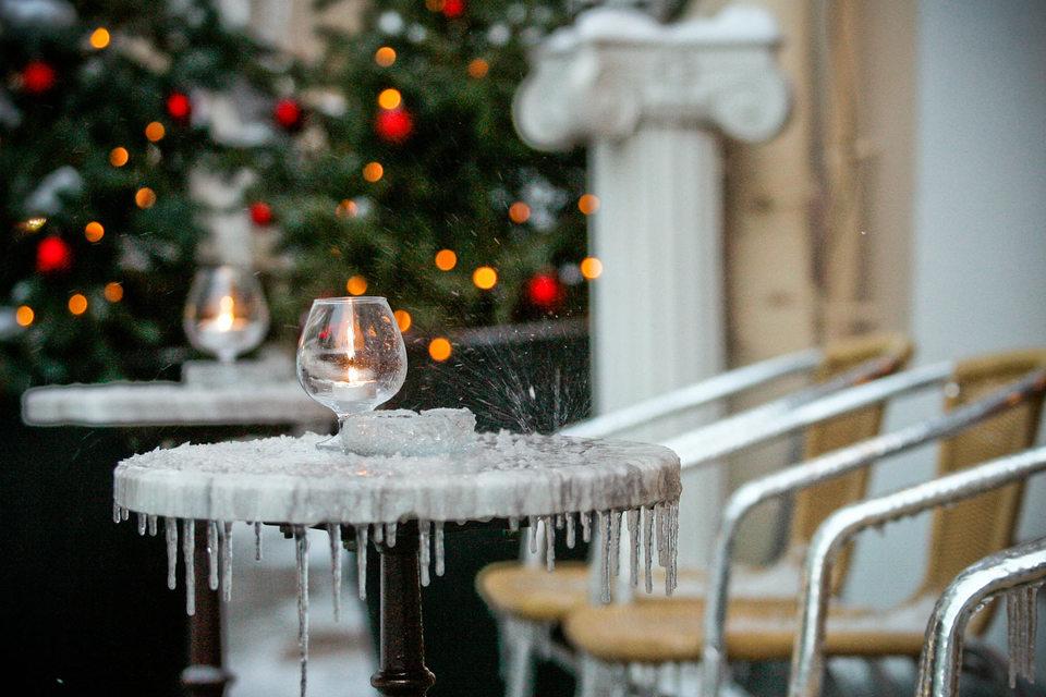 Обычно у рестораторов высокий сезон – декабрь, а январь – период, когда большая часть клиентов разъезжается