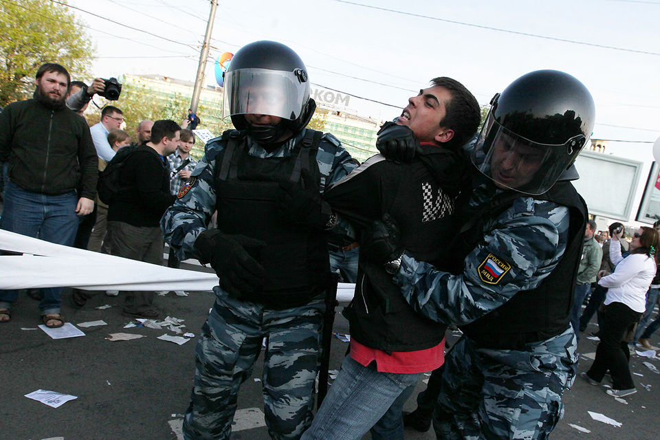 Суд пришел к выводу, что лидеры протестующих были застигнуты врасплох из-за изменения места проведения мероприятия по сравнению с заявленным изначально