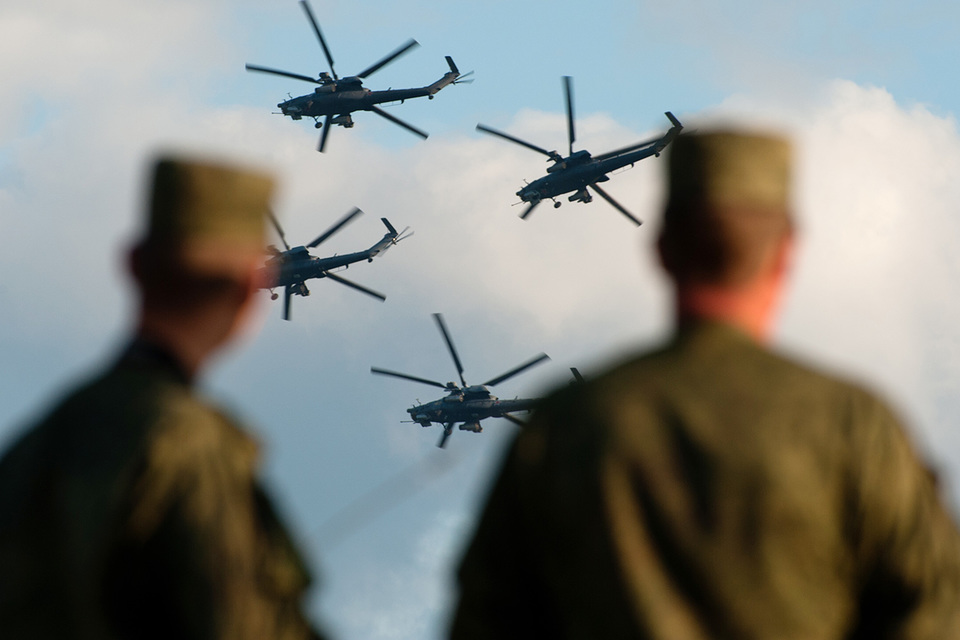 Рост ВВП получил военную поддержку