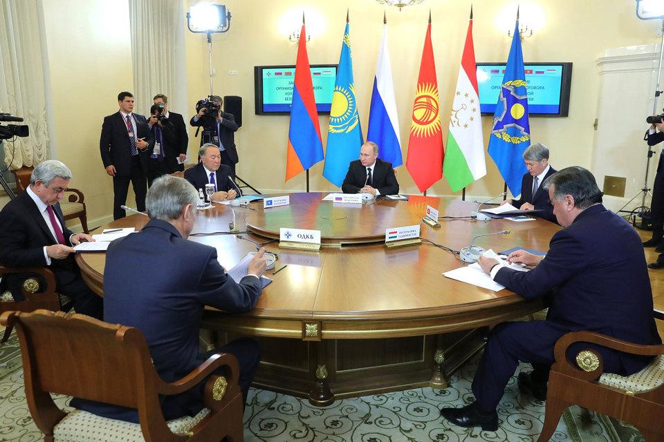 ОДКБ не смогла выбрать нового генсека из-за отсутствия Лукашенко