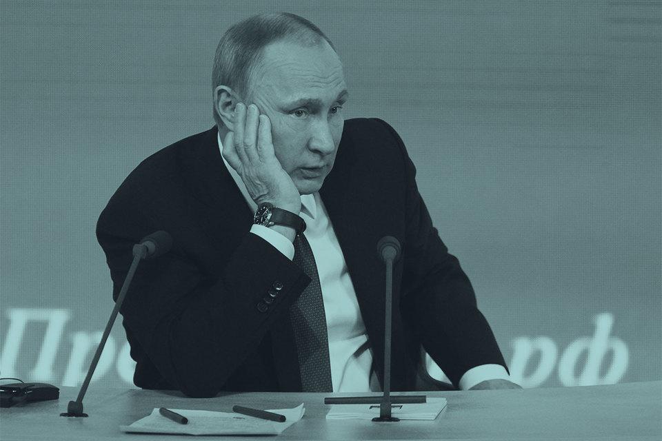 Владимир Путин — человек недели