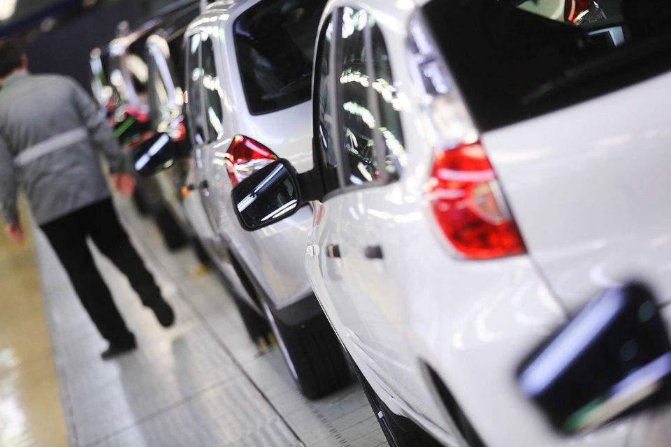 За год число работников «АвтоВАЗа» сократилось почти на 7%