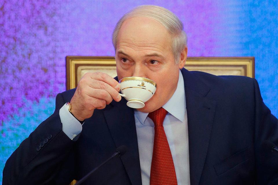 Заседание ЕАЭС проходит без Александра Лукашенко