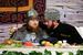 Сентябрь. Глава Чечни Рамзан Кадыров нарядился русским богатырем на торжественный вечер, посвященный празднованию Дня чеченской женщины. Праздник совпал с единым днем голосования, во время которого жители Чечни практически единогласно выбрали Кадырова главой республики