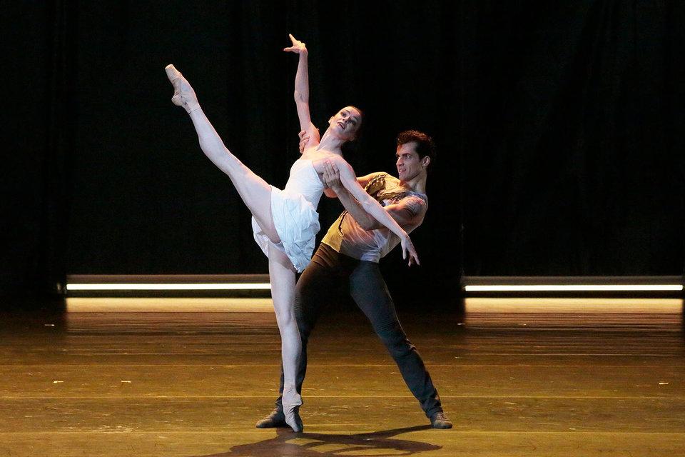 «Ундина» в Большом – современный классический балет