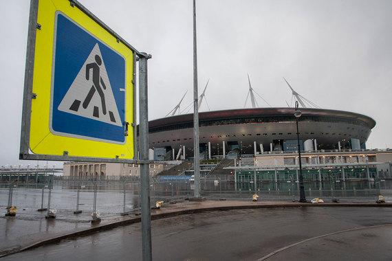 Губернатор Петербурга объяснил, почему ФК «Зенит» получит стадион за рубль