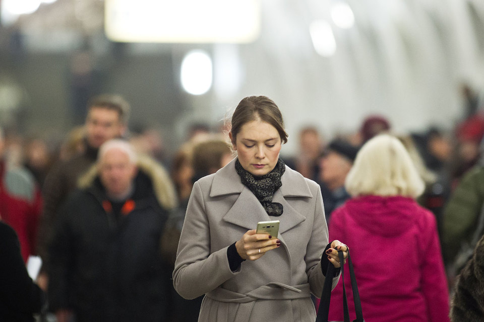 Данные с телефонов можно использовать для составления карты поездок и внесения изменений в расписание движения транспорта