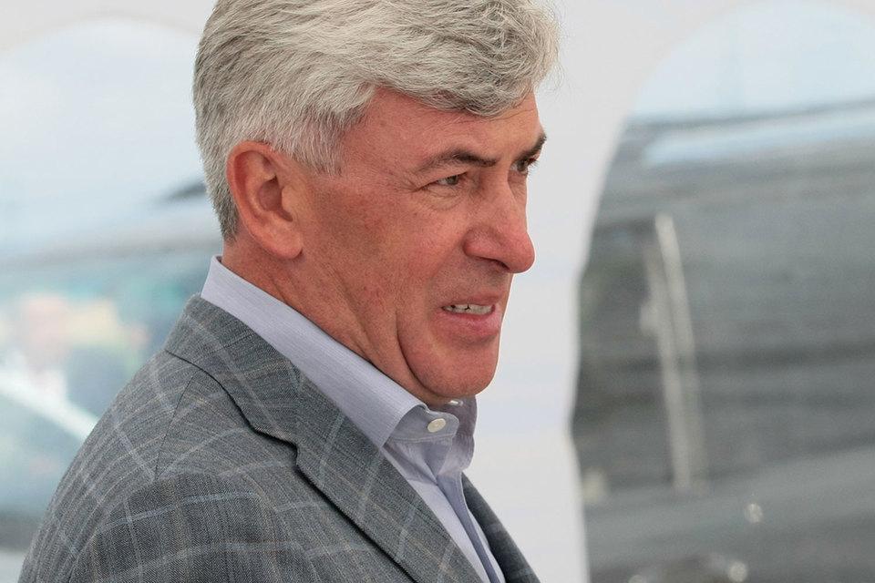 Председатель совета директоров ОАО «Компания Усть-Луга»  арестован