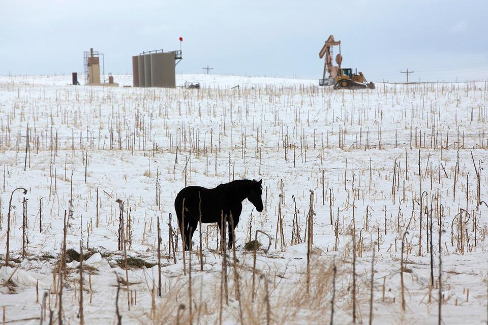 Цены на нефть побили 12-летние минимумы