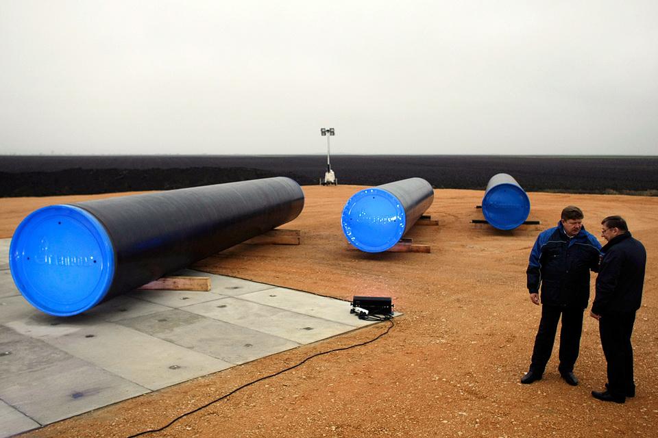 Проект «Южный поток» был остановлен в конце 2014 г.
