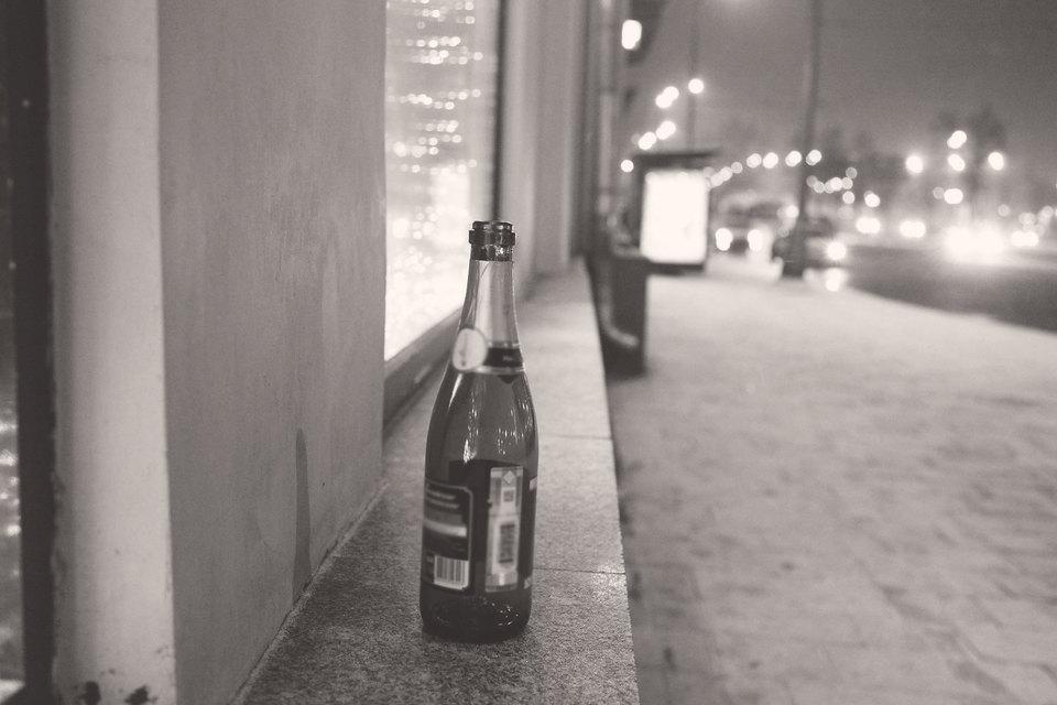 В России около четверти всех преступлений совершается в состоянии алкогольного опьянения