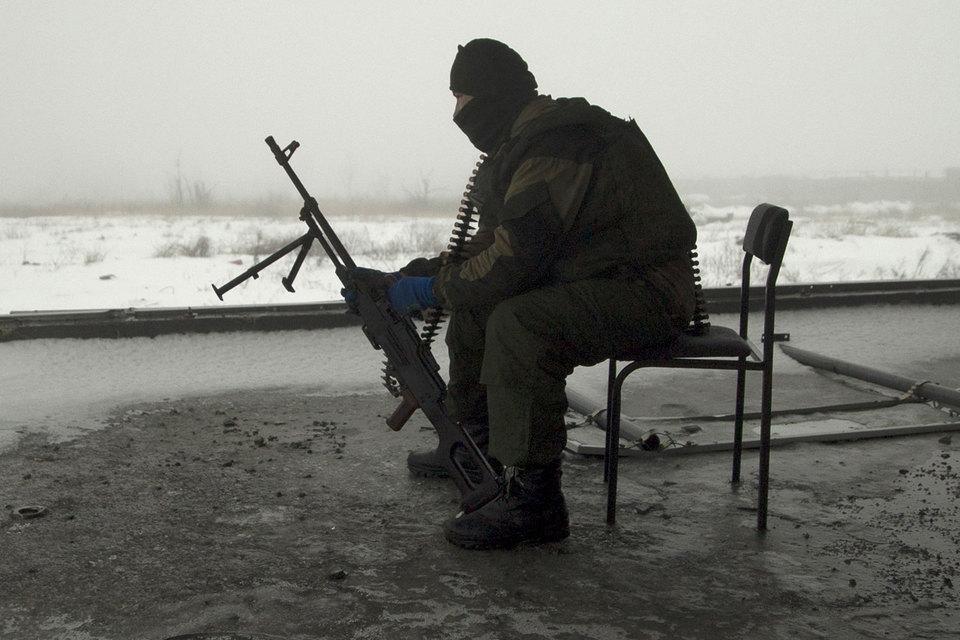 Пока стороны переговоров сошлись лишь на необходимости срочного полного перемирия в Донбассе
