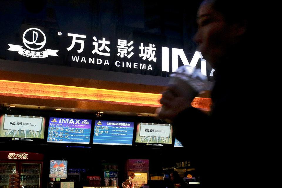 Китайская Dalian Wanda Group получит контроль над голливудской киностудией Legendary Entertainment