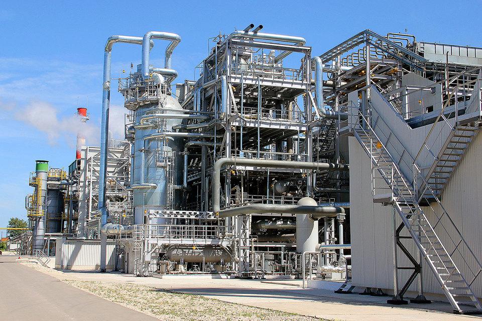 Сейчас предприятия «Щекиноазота» производят 500 000 т серной кислоты и 450 000 т метанола