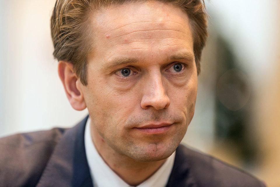 Президент и генеральный директор Bang & Olufsen Туе Мантони