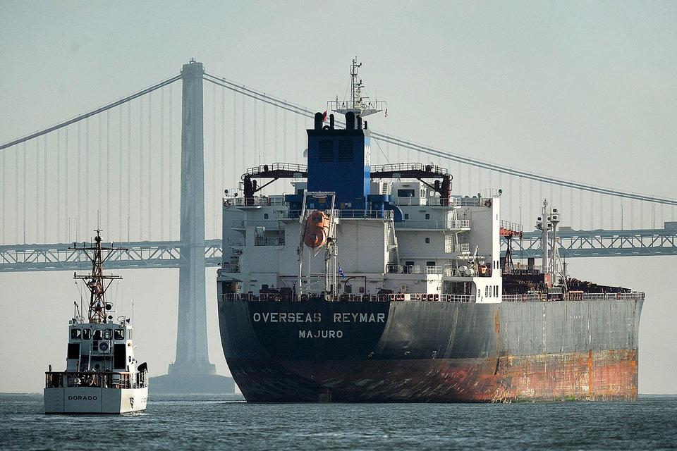Из США в Европу отправились первые два танкера с сырой нефтью