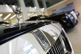 Rolls-Royce поставила 105-летний рекорд по продажам в России