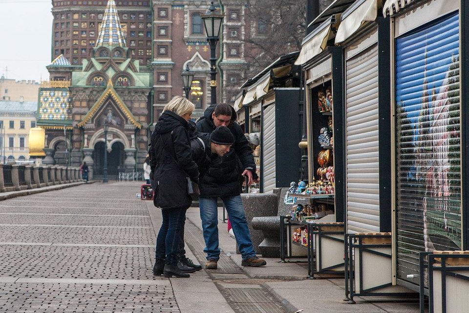 Туры в Петербург стали привлекать больше путешественников