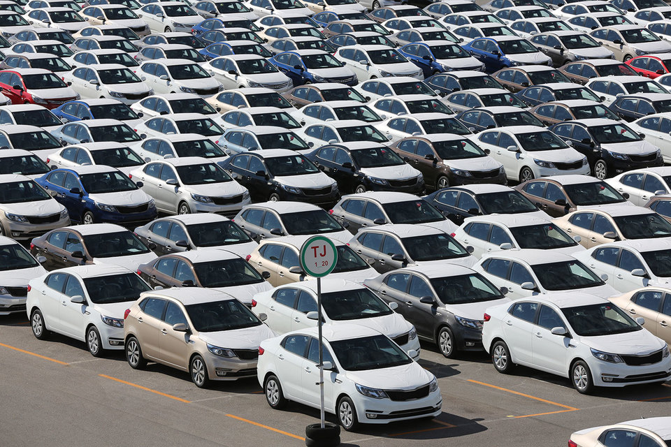 Российские автомобили доедут до границы за счет бюджета