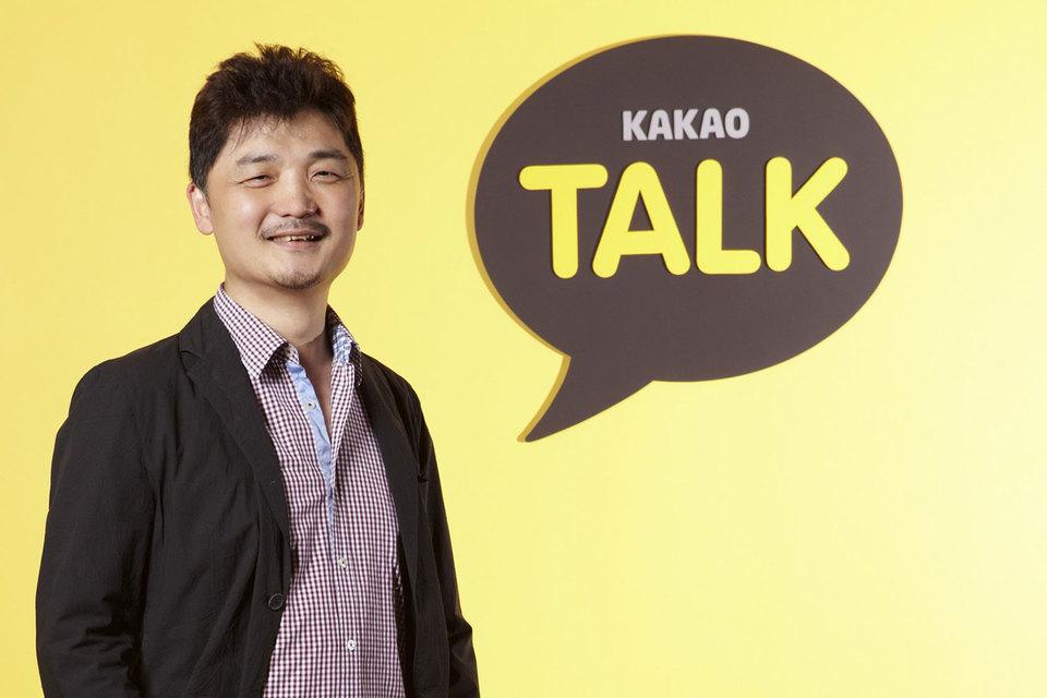 Председатель совета директоров Kakao Сorp. Ким Бом Су