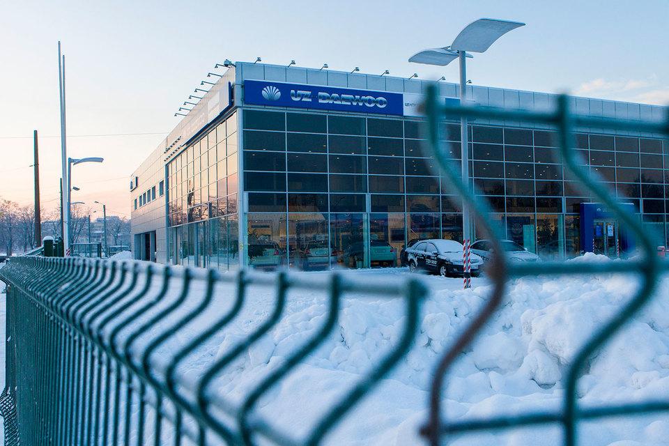 Бывший центр Hyundai продан за 161 млн руб.