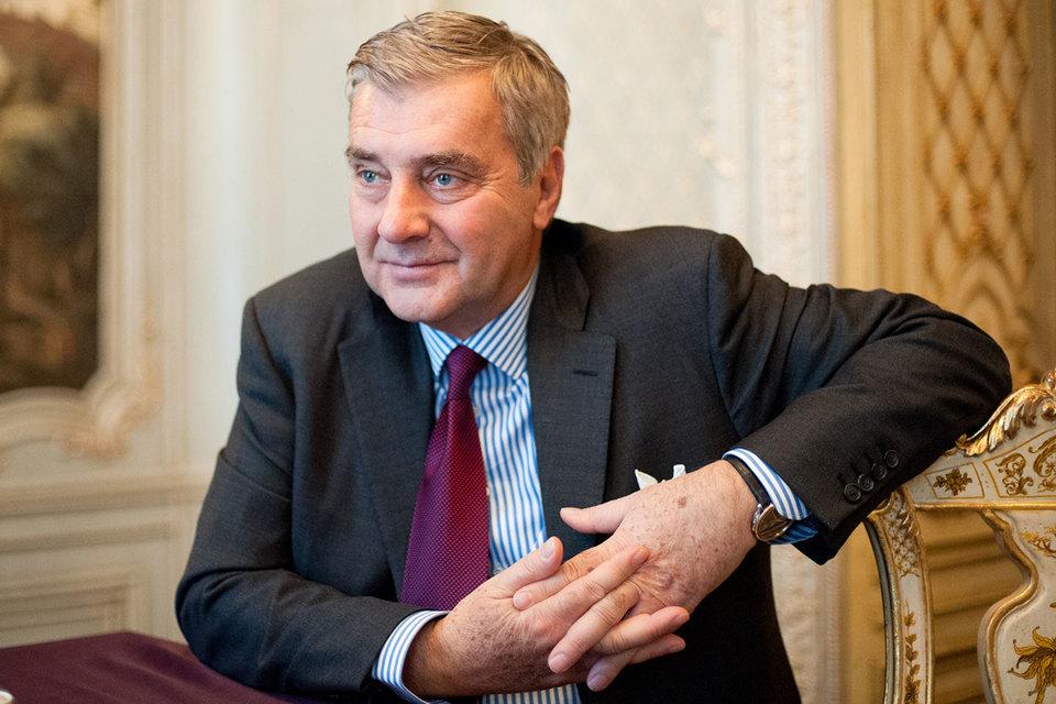 Нынешний руководитель ювелирного дома Buccellati - Андреа Буччеллати