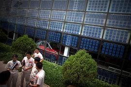 В 2015 г. Китай потратил рекордные $111 млрд на инфраструктуру в области возобновляемой энергетики