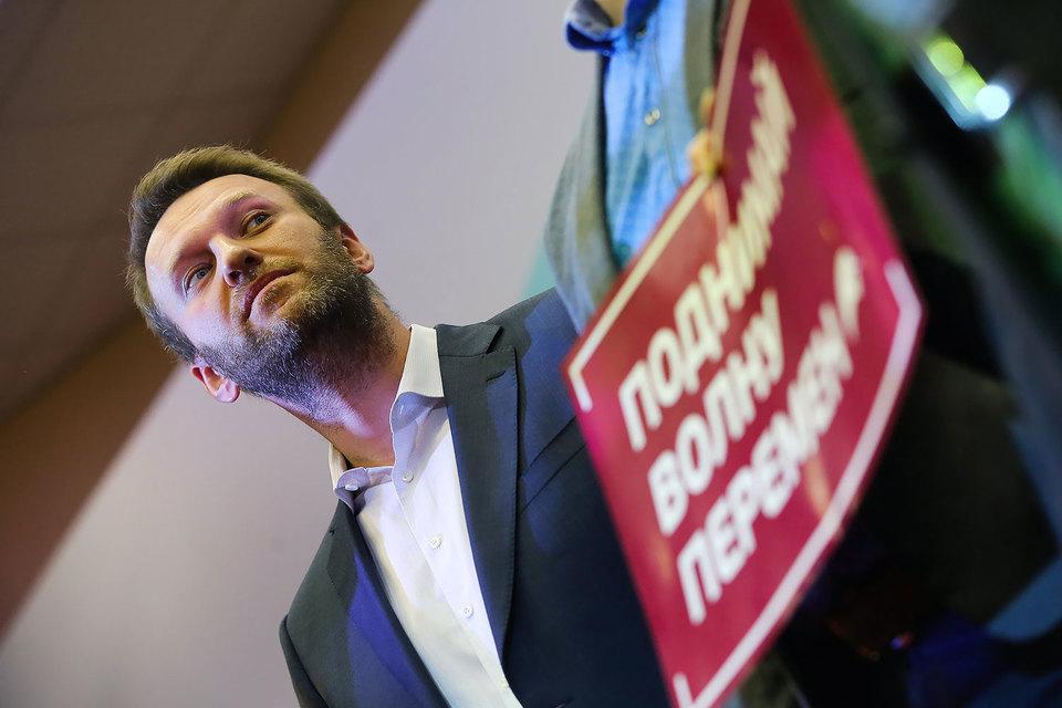 Навальный проиграл суд сенатору Саблину